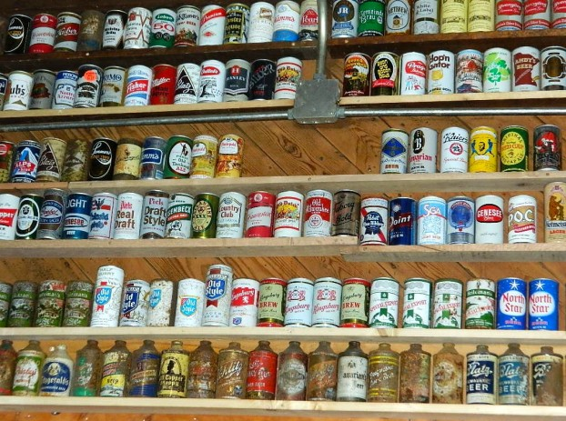 Beer Can Collection 1